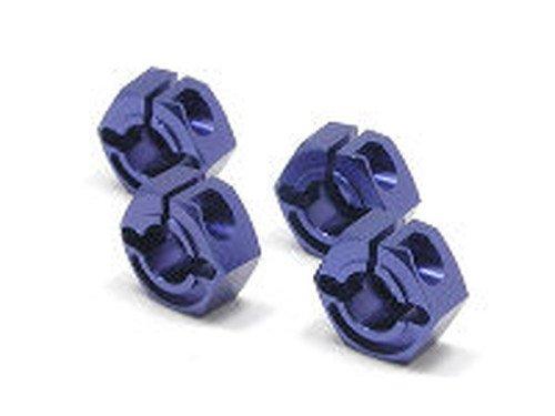 Aluminium-Klemmplattenart-hexagonal-Nabe-Kyosho-V-ONE-RRR-Evo-SKV-13