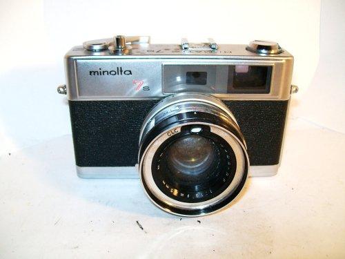Buy Vintage Minolta 7s 35mm Camera