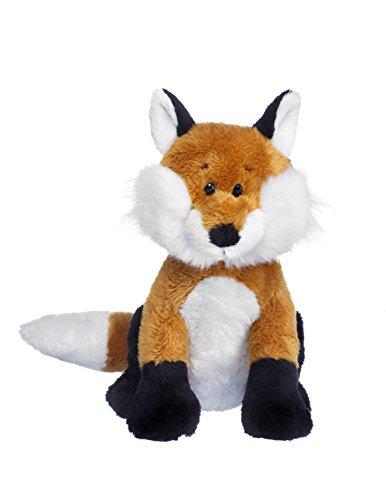 "Ganz 7"" Sitting Fox Plush - 1"