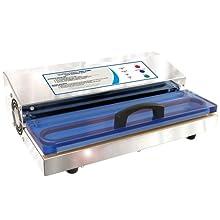 Weston 65-0201 Pro-2300 Vacuum Sealer Silver
