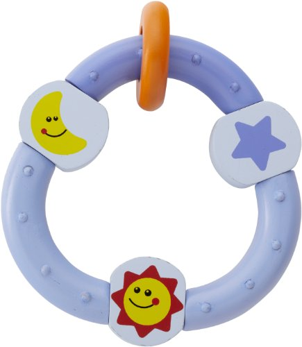 Wonderworld Rattle, Sky (Discontinued by Manufacturer)