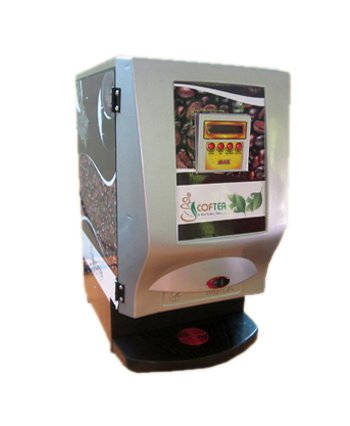 Coftea ROBO 3-Lane Coffee Vending Machine