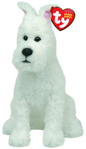 Ty Beanie Babies Snowy The Dog