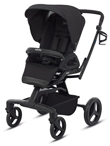 Inglesina AG60H0TBK Quad Passeggino, Nero (Total Black)