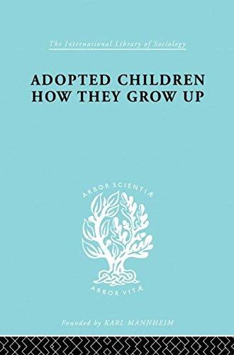 Adoptivkinder Ils 123 (internationale Bibliothek der Soziologie)