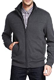 Funnel Neck Zip Through Detachable Lining Jacket [T28-3686M-S]