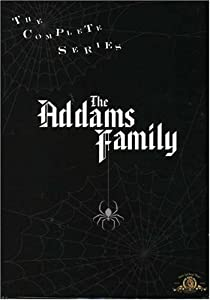 The Addams Family - The Complete Series from MGM (Video & DVD)