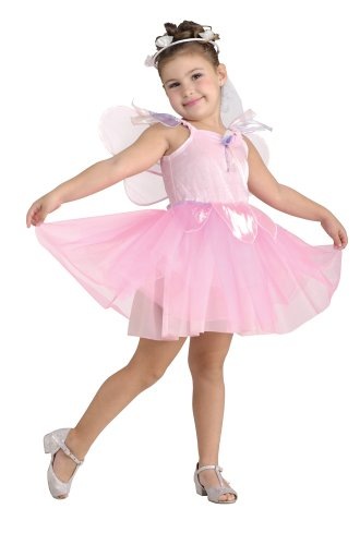 Pretty Pink Fairy Costume