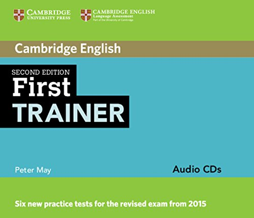 First Trainer Audio CDs (3) Second Edition