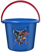 DC Comics Superheroes Sand or Trick-or-Treat Pail
