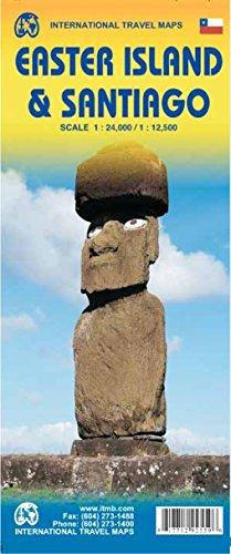 Easter Island & Santiago : 1/24 000 ; 1/12 500