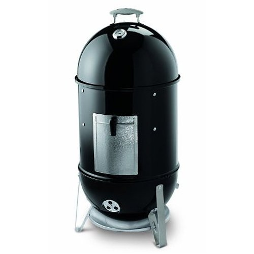 Weber 721001 Smokey Mountain Cooker 18 1/2 Inch Smoker