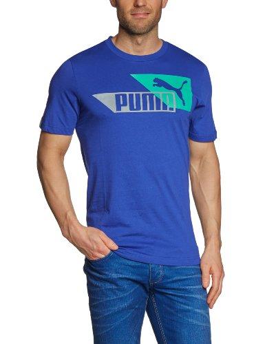 PUMA T-shirt da uomo Sport Casual Graphic