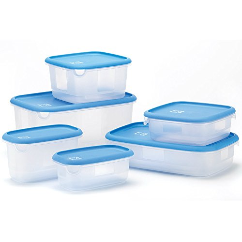 12-Piece Food Container Set