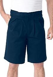 Kingsize Men\'s Big & Tall Wrinkle-Resistant 10\