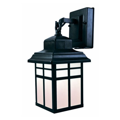 Security Lighting line Stores Secure Home Matte Black