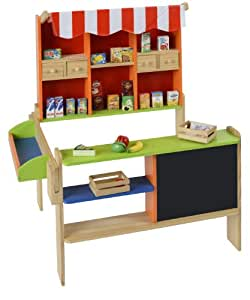 Wooden Toy Shop