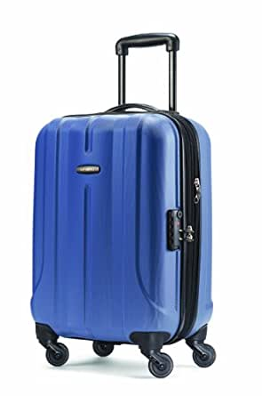 Samsonite Luggage Fiero HS Spinner 20, Blue,