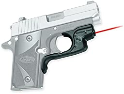 Crimson Trace Red Laserguard for Sig Sauer P238 & P938 - LG-492
