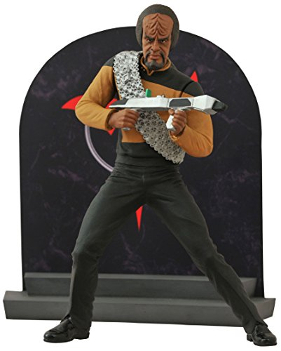 Diamond Select Toys Star Trek Select: Lt. Worf Action Figure