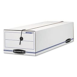 Bankers Box Liberty Check and Form Boxes, Records Forms, 7\