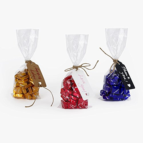 Gift Tags Labels with String