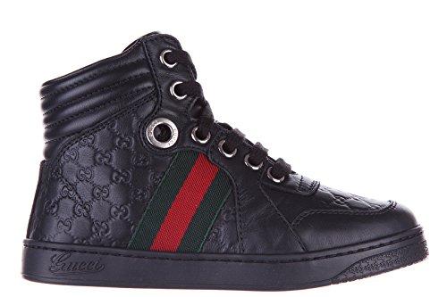 gucci sneakers kinder schuhe jungen kinderschuhe high. Black Bedroom Furniture Sets. Home Design Ideas
