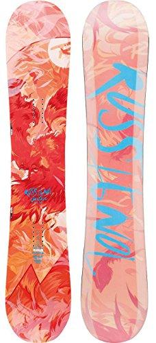 Rossignol Justice Magtek Snowboard Womens Sz 145cm