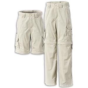 Columbia Boys 8-20 Silver Ridge Ii Convertible Pant