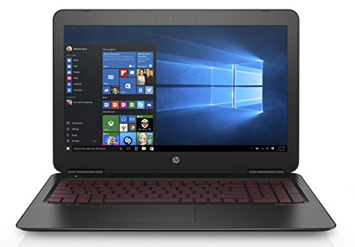 "HP OMEN 15-ax000nl Notebook, Intel Core i7-6700HQ, RAM 16GB, SSD 128 GB + HDD 1TB, Scheda Video Nvidia GeForce GTX 965M con 4 GB dedicati, Display Full HD IPS da 15.6"", Tastiera retroilluminata, Nero"