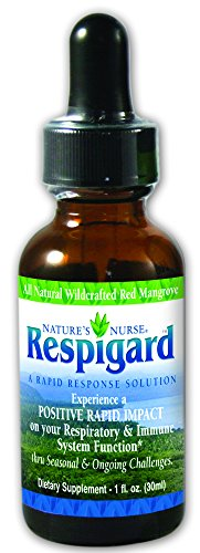RESPIGARD - 1oz - All Natural, No Side Effects! Powerful Immediate Support to your Respiratory and Immune Systems. Exceptionally effective for Cold/Flu, Allergies, Bronchitis, Asthma