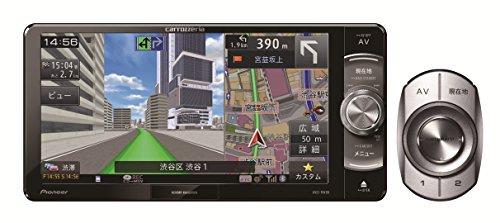 Pioneer 7V型ワイドVGA地上デジタルTV/DVD-V/CD/Bluetooth/SD/チューナー・DSP AV一体型メモリーナビゲーション AVIC-RW99