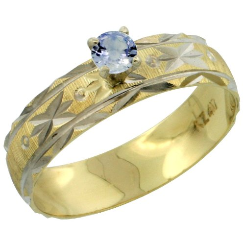 Engagement Rings With Sapphire Accents