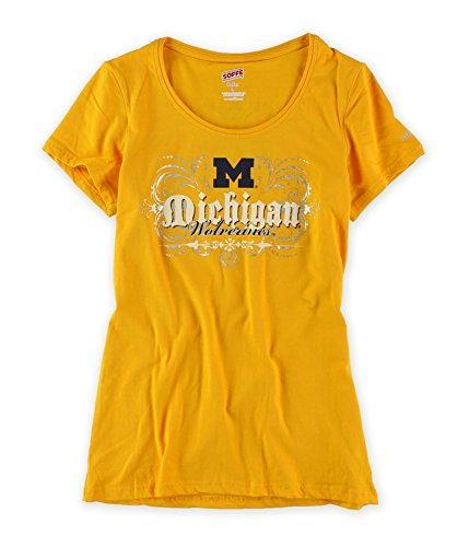 Soffe Women's Michigan Collegiate Graphic T-Shirt
