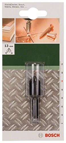 Bosch 2609255126 13 x 50 mm TS M6-M8 90 Degree Countersink by Bosch (Bosch M8 compare prices)