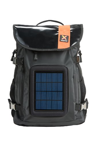 Xtorm AB317 Solar Rucksack mit Powerpack (5.200 mAh)