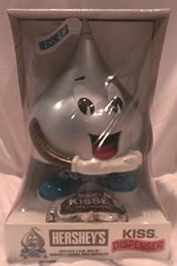 1995 Hershey's Kisses Dispenser Kiss - Still Sealed