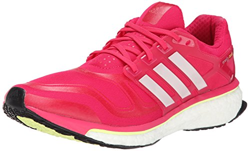 adidas Performance Women's Energy Boost 2 W Running Shoe, Vivid Berry, 7.5 M US