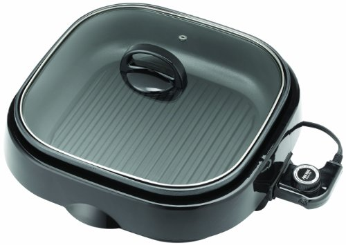 Aroma Housewares ASP-238BC Grillet 3-in-1 Indoor Grill (Aroma 3 In 1 Grill compare prices)