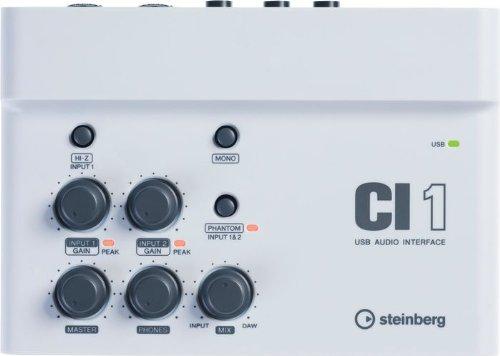 Steinberg CI1 USB Audio Interface
