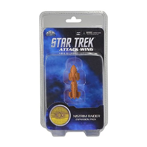 Star Trek Attack Wing: Nistrim Raider Expansion Pack - 1