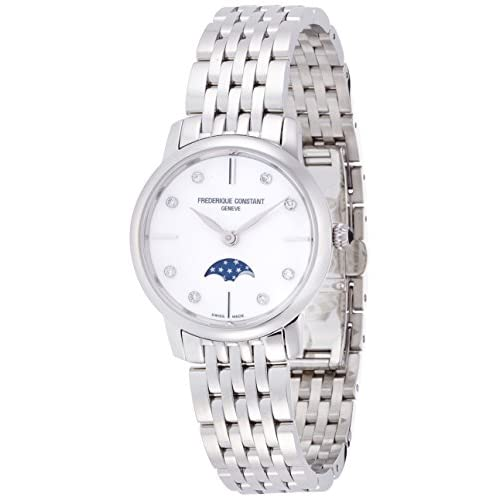[フレデリック コンスタント]FREDERIQUE CONSTANT 腕時計 機械式 FC-206MPWD1S6B レディース 【正規輸入品】