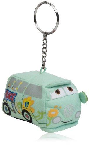 Imagen principal de Joy Toy 1000390 Disney Cars 2 - Llavero con peluche de Fillmore (aprox. 8 cm)