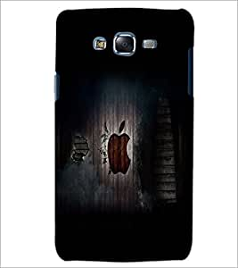 PrintDhaba Apple D-1254 Back Case Cover for SAMSUNG GALAXY ON 5 (Multi-Coloured)