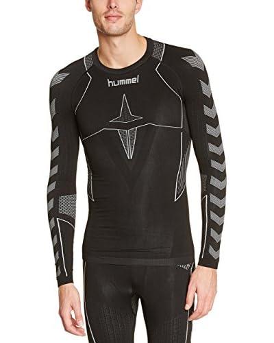 Hummel Camiseta Interior Técnica Negro
