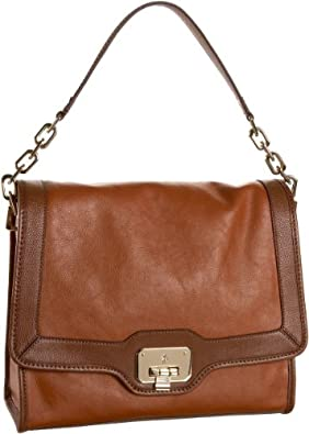 Cole Haan Vintage Valise Jenna Convertible Shoulder Bag,Woodbury,one size
