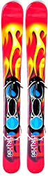 Matrix FSX 89 cm Skiboards Snowblades with Bindings 2013