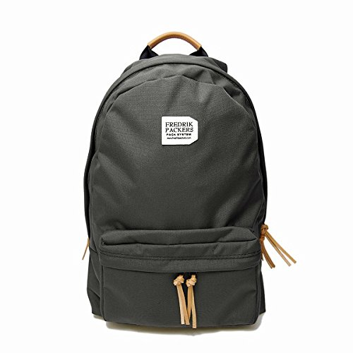 500D デイパック グレー 500D DAY PACK gray FREDRIK PACKERS