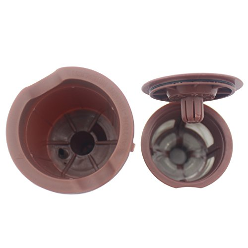 K-Cup Holder Replacement Part And Refillable Coffee Filter Cup For Keurig Coffee Machine Maker