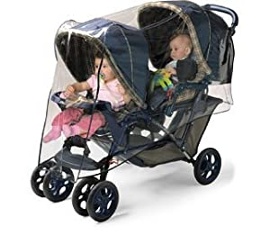 Jolly Jumper Weathershield for Tandem & Travel Systems - Phthalate Free